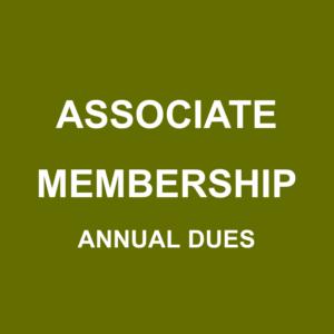 Associate Membership Dues