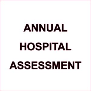 Hopsital Assessment
